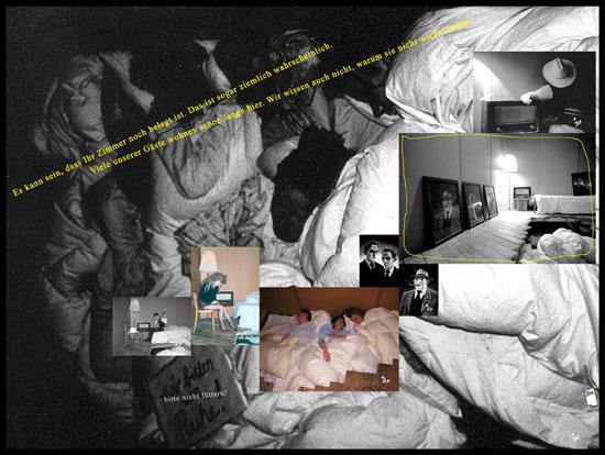 Ahnenraum (SLEEPERS) BAD HOTEL