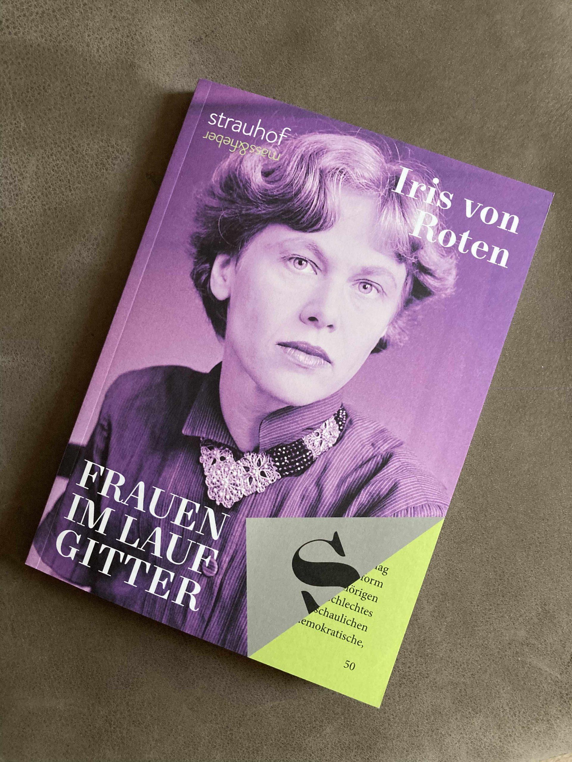 Reader Cover FRAUEN IM LAUFGITTER