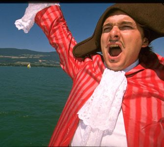 Der Pirat RED CROSS OVER Foto Andri Pol