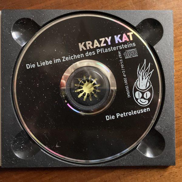 Hörspiel-CD KRAZY KAT