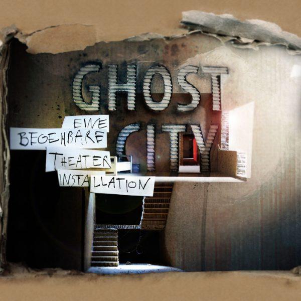 Ghost City Website MARIUS KOB