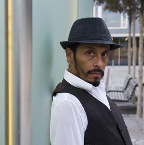 Gustavo auf seiner HOMEPAGE