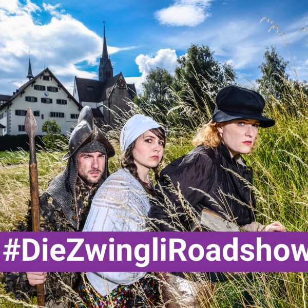 Zwingli Roadshow KOSTÜMBILD Giancane